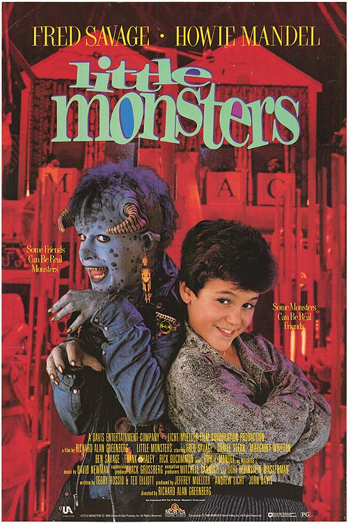 Little Monsters (1989) Movie Review