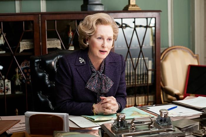 Meryl Streep - The Iron Lady - 2011