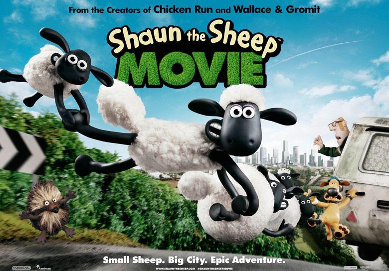 Shaun the Sheep Movie (2015) Movie Review